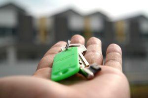 Keys estate agents Barbican