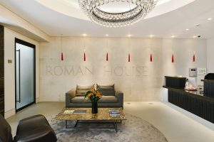 roman house letting agent barbican