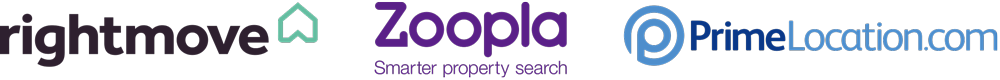 Rightmove Zoopla PrimeLocation Logos
