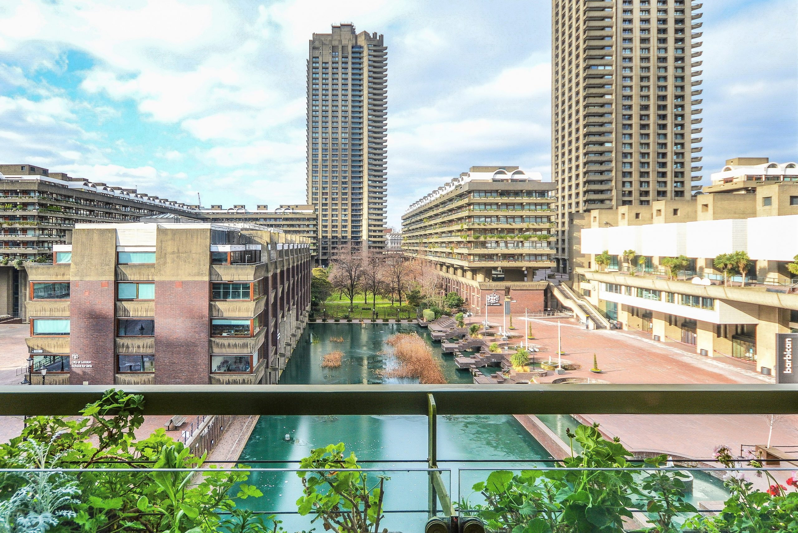 Gilbert House Barbican estate agents